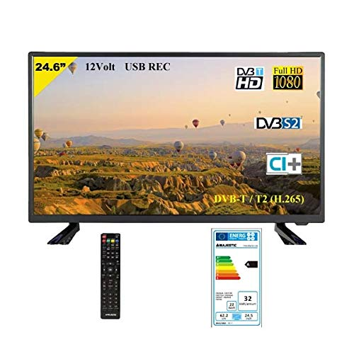 Majestic TV Full HD con sintonizzatore DVB-T2 w DVB-S2