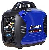 A-Ipower 2,000-Watt Gasoline Powered Inverter Generator Powered By Yamaha Engine