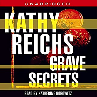 Grave Secrets audiobook cover art