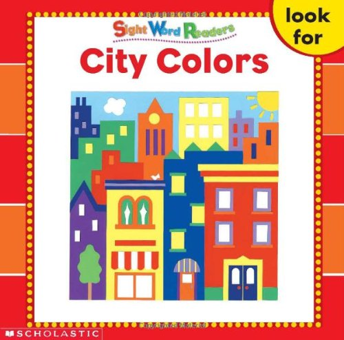 City Colors (Sight Word Library)の詳細を見る