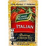 Good Seasons Italian All Natural Salad Dressing & Recipe Mix (4 Envelopes)...