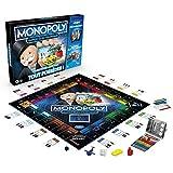 Monopoly Super Electronique - Jeu de Societe - Jeu de Plateau - Version française