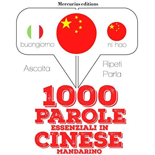 1000 parole essenziali in Cinese Mandarino audiobook cover art