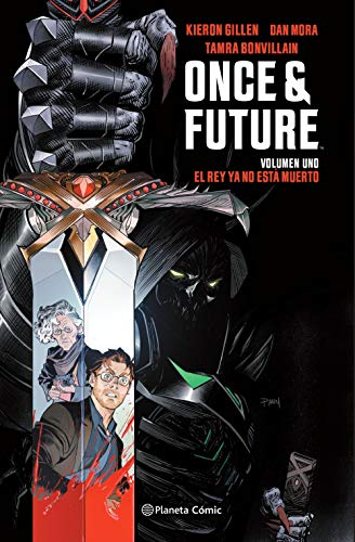 Once and Future nº 01: The king is no longer dead (Independientes USA)