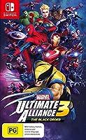 Marvel Ultimate Alliance 3 The Black Order - Nintendo Switch