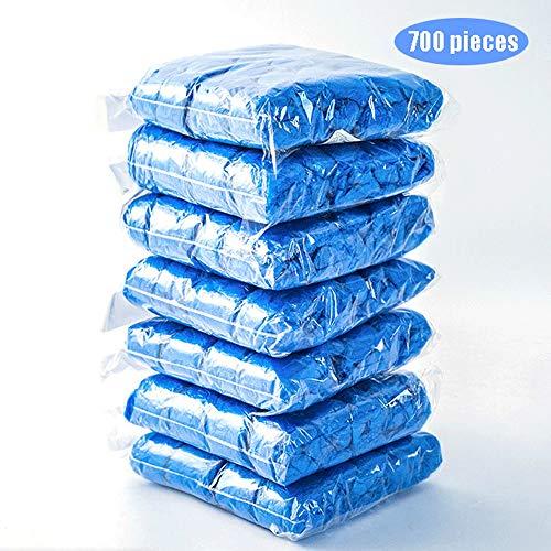 Überschuhe | Schuhüberzieher - Überschuhe | Überschuhe | Einwegüberschuhe | Wasserdichter Überschuh | Einheitsgröße | Rutschfeste Überschuhe |Umweltfreundliche Materialien ( Color : 700 blues )