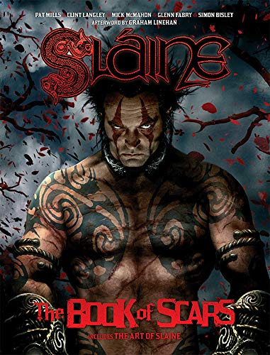 SLAINE BOOK OF SCARS 30TH ANNIVERSARY HC