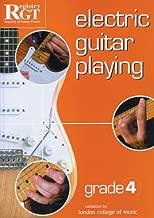 RGT - Electric Guitar Playing Grade 4
