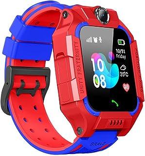 Nabi Z7 Smart Watch GPS Tracker - For Kids - Red / Blue