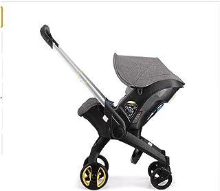 عربة أطفال YOUPIN 3 في 1 مع مقعد سيارة لحديثي الولادة ذات رؤية عالية عربة أطفال قابلة للطي نظام عربة أطفال carrinho de beb...