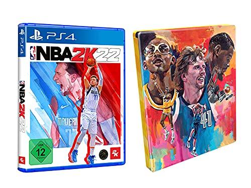 NBA 2K22 Amazon Steelbook - [Playstation 4]