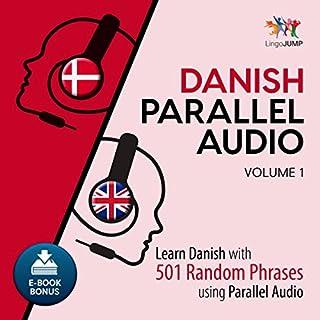 Danish Parallel Audio - Volume 1 audiobook cover art