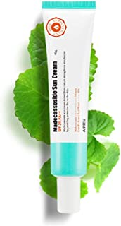 Madecassoside Sun Cream SPF39 PA+ Moisturizing Sun Cream 1.41 Oz