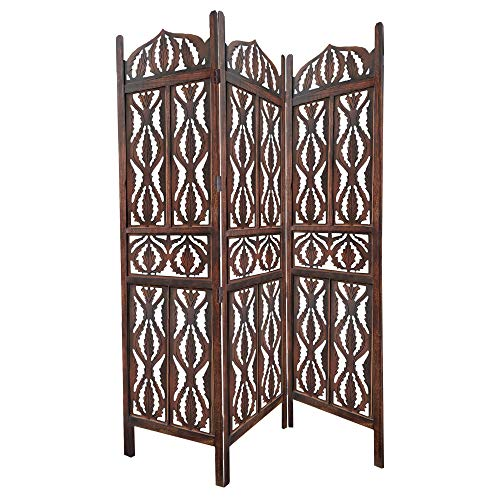 Find Cheap TUP THE URBAN PORT Decorative 3 Panel Mango Wood Screen