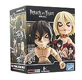 The Loyal Subjects Attack on Titan 3-Inch Series 1 Random Mini-Figure