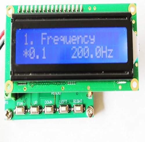 Taidacent Three Phase Sine Wave Generator Three Phase Signal Generator Adjustable 0 360 Degrees product image