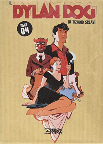 Dylan Dog. Pack (Vol. 4)