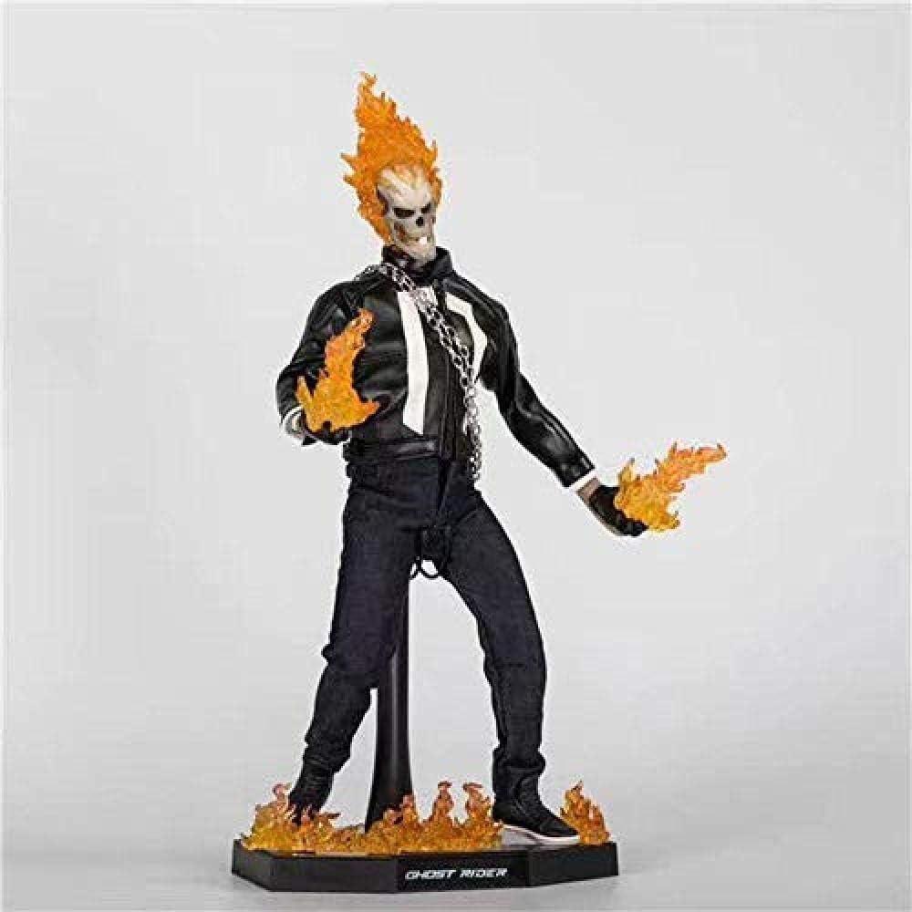 Hclshops statua giocattolo lljj ghost rider