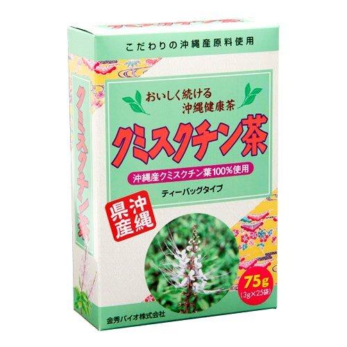 金秀バイオ クミスクチン茶 25袋 ティーバッグタイプ 24個セット [0375]