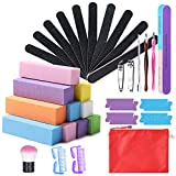 34PCS Manicure Tools Set 11