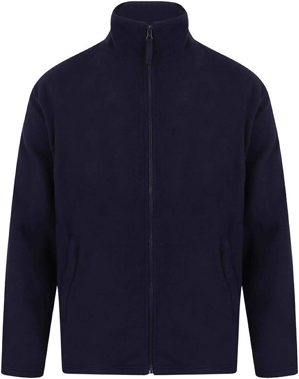 Henbury Micro Fleece Jacket
