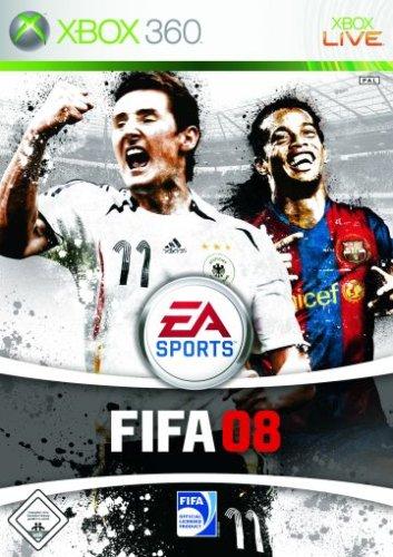 Electronic Arts FIFA 08 Xbox 360™ - Juego (DEU)