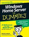 Windows Home Server For Dummies (English Edition)