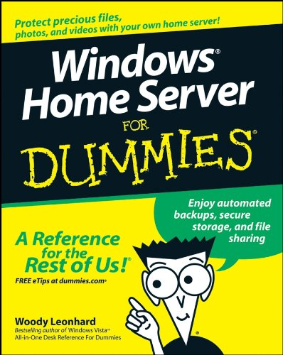 Windows Home Server For Dummies (English Edition)