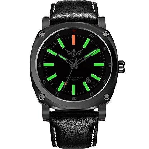 YELANG v3.3Plus-Black-Green