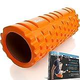 Foam Roller - Rullo Massaggiatore Indeformabile per Trigger...