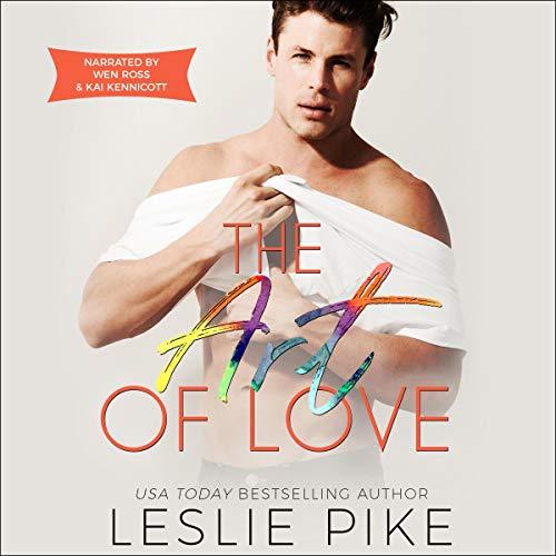 The Art of Love audiobook cover art