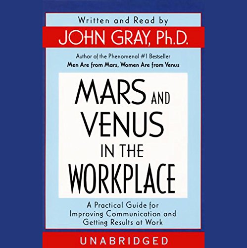 Mars and Venus in the Workplace cover art