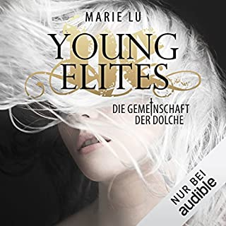 Die Gemeinschaft der Dolche (Young Elites 1) Titelbild