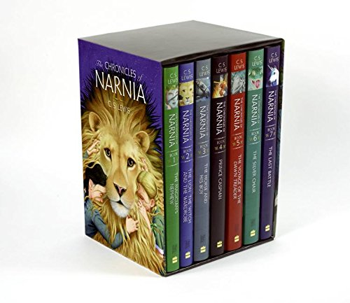 The Chronicles of Narnia (Box Set)