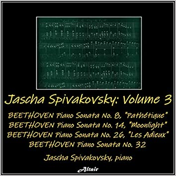 "Beethoven: Piano Sonata NO. 8, ""Pathétique"" - Pianosonata NO. 14, ""Moonlight"" -Piano Sonata NO. 26, ""Les Adieux"" - Piano Sonata NO. 32 (Live)"