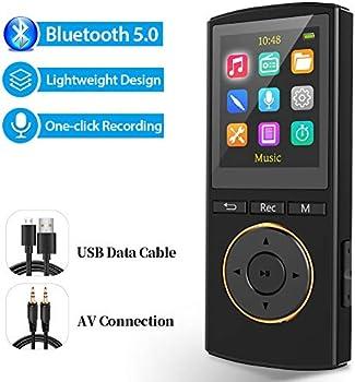 MUS RUN 2-in-1 16GB Bluetooth 5.0 MP3 Player