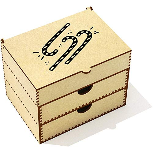 Azeeda 'Cannes de Bonbon' Boîte de Maquillage (VC00021668)