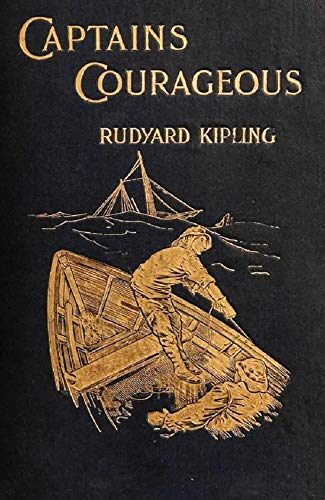 Captains Courageous [Annotated] (English Edition)