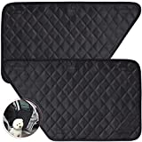 VaygWay Car Door Pet Cover Protector Barrier – Car Door Cover Protector – Waterproof Anti Scratch Side Guard – One for Each Side (2 pk) - Universal fit Auto Car SUV