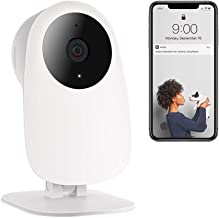 Nooie Dog Pet Camera HD 1080P WiFi Camera Baby Monitor Wireless IP Camera Indoor Security Camera with Motion & Sound Detection, Super IR Night Vision, Two-Way Audio