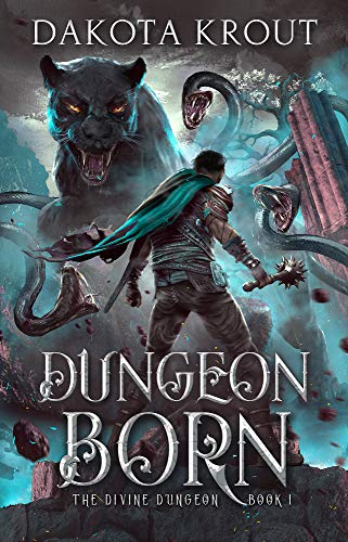 Book Cover for Dungeon Born