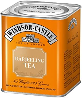 Windsor Castle Darjeeling Tea, Dose, 125 g