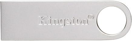 Kingston 金士顿 DTSE9H/16GB 金属U盘 银色亮薄