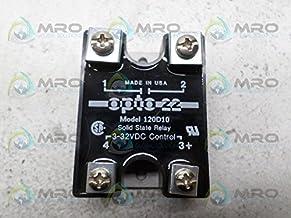 Opto 22 120D10 Relay 120V