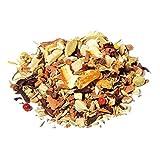 Tisana Pace interior 50 gr 12/14 tazas en bolsa con cremallera plegable y salvavidas aroma – Tisantea – Tisana relajante con sabor intrigante – Fabricado y empaquetado en Italia.
