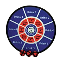 Take A Shot Drinking Darts Game by Island Dogs