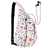 Best Sling Backpacks - HAWEE Hiking Chest Bag Hiking Backpack Sling Bag Review