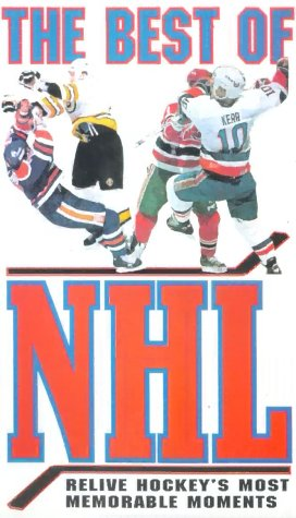 Best of N.H.L. (Hockey) [VHS]