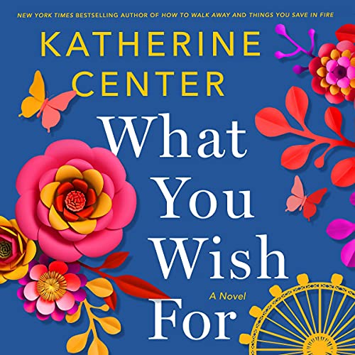 Couverture de What You Wish For