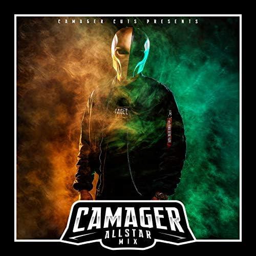 Camager Cuts feat. CLASH PARKER, STAYZEE B, John Dread, Hexer & Zeptah